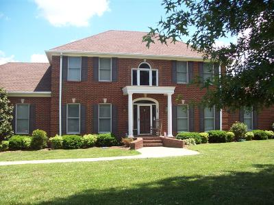 Shelbyville Single Family Home For Sale: 113 Peggy Ln