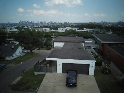 Nashville Single Family Home For Sale: 253 33rd Ave N.