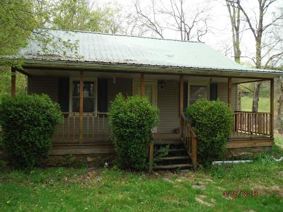 Vanleer Single Family Home Under Contract - Showing: 1075 Sweet Home Road