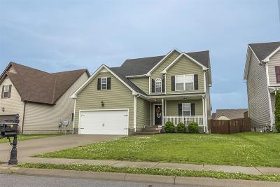 Clarksville Single Family Home Active - Showing: 3745 Fox Hole Dr