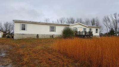 Lawrenceburg Single Family Home Active - Showing: 10 Zinker Rd