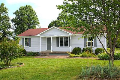 Springfield Single Family Home For Sale: 101 Cofer Dr