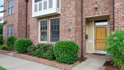 Nashville Condo/Townhouse For Sale: 730 4th Ave N