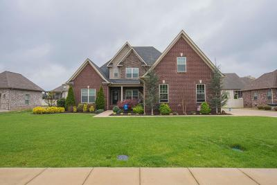 Murfreesboro Single Family Home For Sale: 2718 Wynthrope Hall Dr