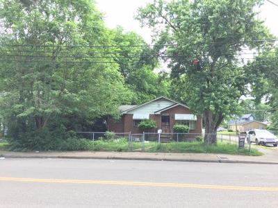 Nashville Single Family Home For Sale: 1900 9th Ave N