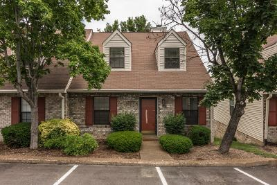 Hendersonville Condo/Townhouse Under Contract - Showing: 308 Deerpoint Dr #308