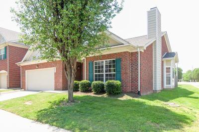 Smyrna Condo/Townhouse Under Contract - Not Showing: 500 Heath Place #500