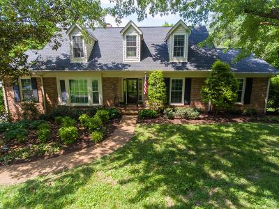 Brentwood Single Family Home For Sale: 1240 Cliftee Dr