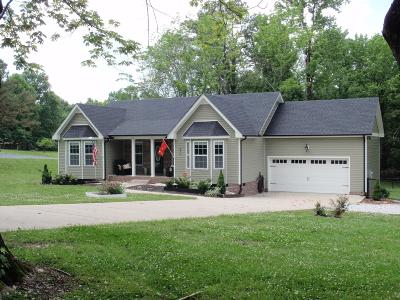 Dickson Single Family Home Under Contract - Showing: 206 Black Rd