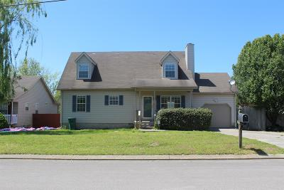 Lavergne Single Family Home Active - Showing: 228 Heritage Cir E