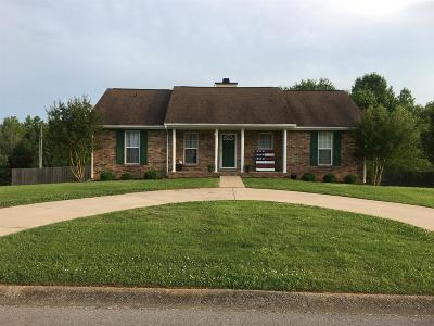 Clarksville Single Family Home Active - Showing: 1875 Murfield Ct