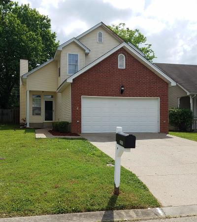 Goodlettsville Single Family Home Under Contract - Showing: 2007 Mansker Dr