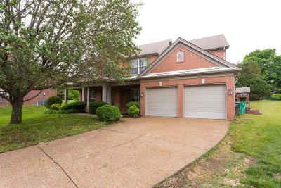 Brentwood  Single Family Home Under Contract - Showing: 504 Logwood Briar Cir