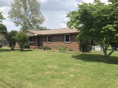 Smyrna Single Family Home Active - Showing: 104 Gilbert Dr