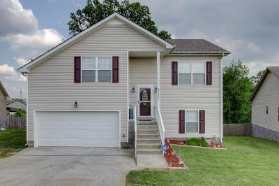 Clarksville Single Family Home Active - Showing: 2173 Trophy Trc