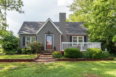 Gallatin Single Family Home Active - Showing: 900 Hartsville Pike