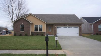 Clarksville Single Family Home Active - Showing: 23 Ridgeland Estates