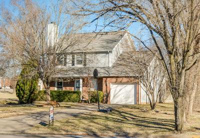 Clarksville Single Family Home Active - Showing: 1821 Bourne Cir