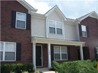 Smyrna Condo/Townhouse Active - Showing: 180 Wolverine Ct