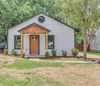 Nashville Single Family Home Active - Showing: 509 Drake Ave