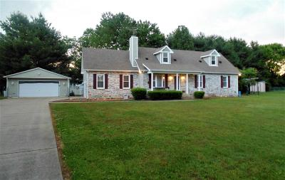 Murfreesboro Single Family Home Active - Showing: 3117 Ridgeview Ct