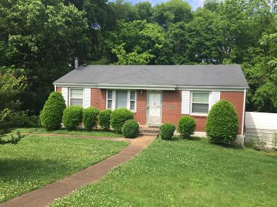 Nashville Single Family Home Active - Showing: 300 Lallemand Ct