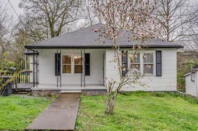 Maury County Single Family Home Under Contract - Showing: 1208 School St