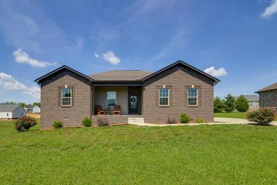 Ashland City Single Family Home Under Contract - Showing: 1377 Leaf Ln