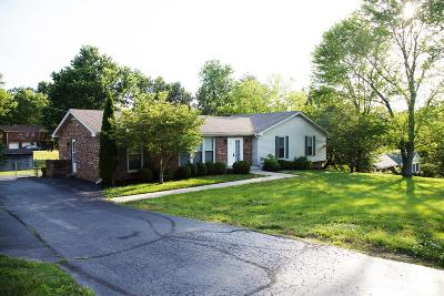 Clarksville Single Family Home Active - Showing: 2418 Sandy Dr