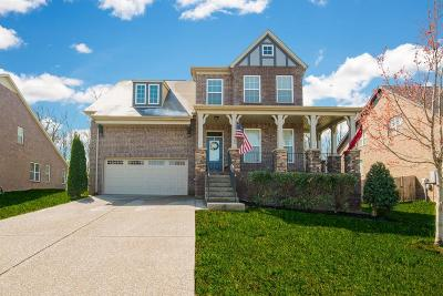 Mount Juliet Single Family Home Active - Showing: 606 Masters Way