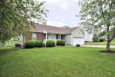 Clarksville Single Family Home Active - Showing: 1305 Misty Ct