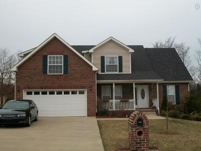 Clarksville Single Family Home Active - Showing: 688 Superior Ln