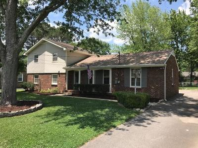 Nashville Single Family Home Active - Showing: 217 Carriage Dr
