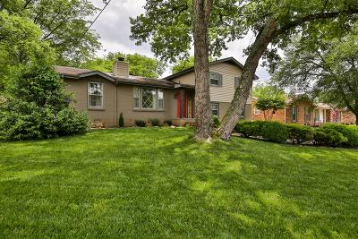 Hendersonville Single Family Home Active - Showing: 319 Donna Dr