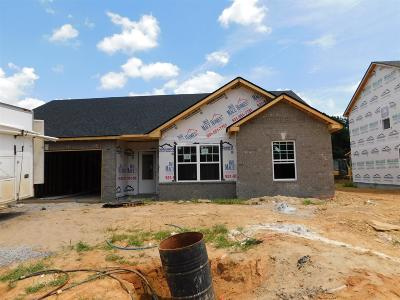 Clarksville Single Family Home Active - Showing: 33 Ridgeland Estates