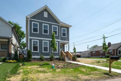 Nashville Single Family Home Active - Showing: 6200 New York Ave
