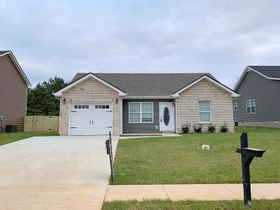 Christian County, Ky, Todd County, Ky, Montgomery County Single Family Home Under Contract - Showing: 35 Ridgeland Estates