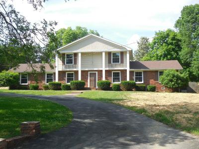 Hendersonville Single Family Home Active - Showing: 225 Bluegrass Dr