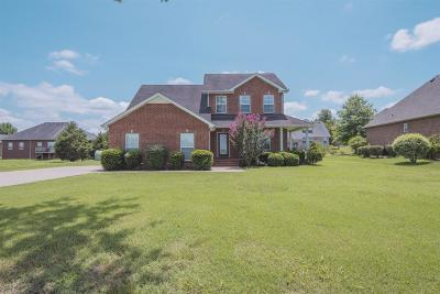 Murfreesboro Single Family Home For Sale: 1135 Central Valley Rd