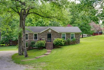 Lewisburg Single Family Home Under Contract - Showing: 653 Hull Ave