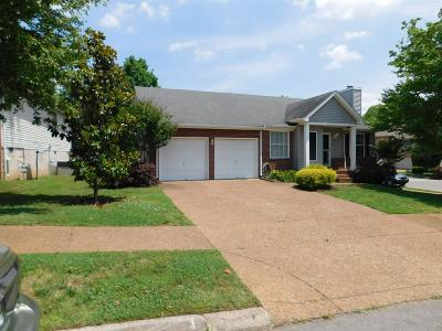 Franklin Single Family Home Active - Showing: 2141 Melody Dr