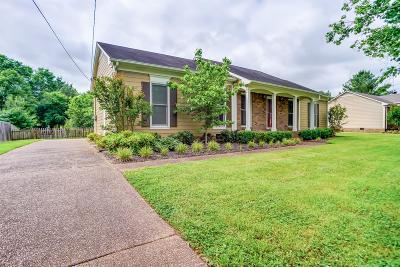 Nashville TN Single Family Home Active - Showing: $305,000