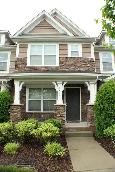Hermitage Condo/Townhouse Active - Showing: 1434 Riverbrook Dr