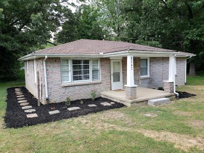 Nunnelly Single Family Home Active - Showing: 8247 Pinewood Rd