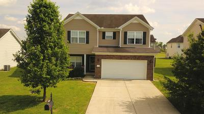 Smyrna Single Family Home Active - Showing: 615 Easy Goer Way