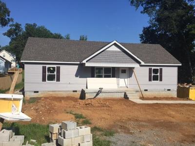 Lewisburg Single Family Home Under Contract - Not Showing: 340 Elm Ave