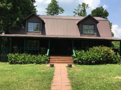 Shelbyville Single Family Home For Sale: 223 Hart Road