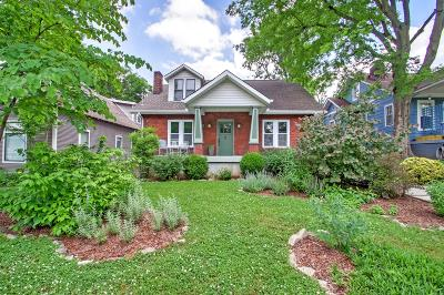 Nashville Single Family Home Active - Showing: 1709 Fatherland St