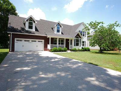 Smyrna Single Family Home Active - Showing: 608 Pointe Clear Dr