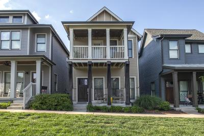 Nashville Single Family Home Active - Showing: 312 Artisan Ln